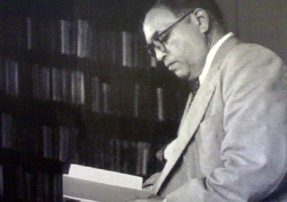 India's GodFather : Poetry on Dr. Ambedkar