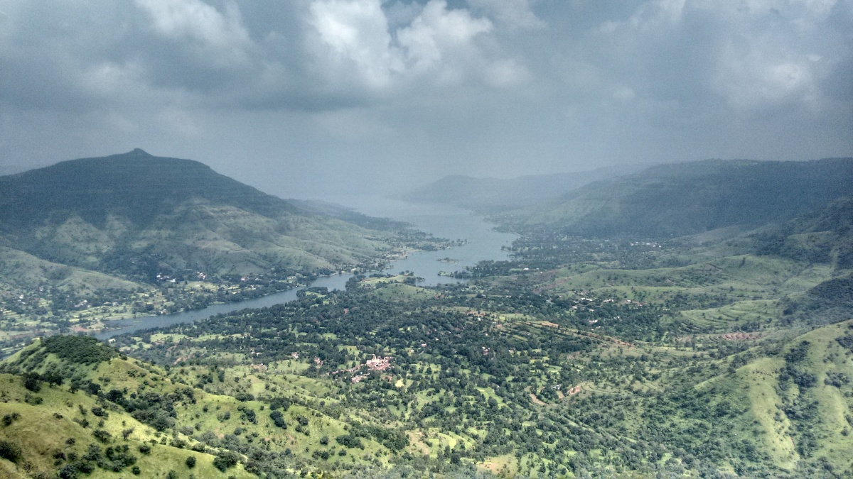 Amazing Scenery of Mahabaleshwar