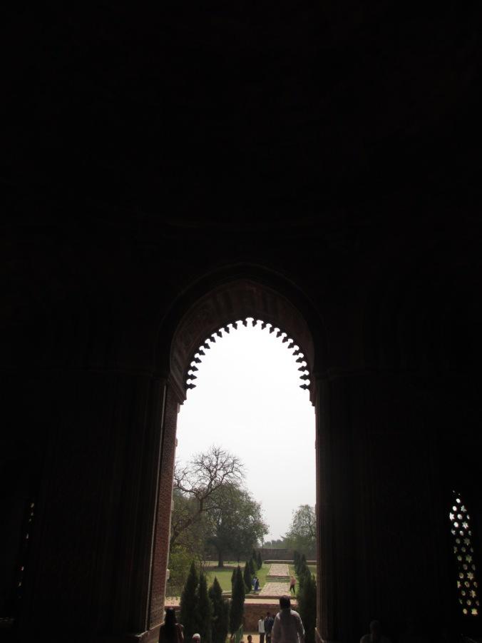 Structure Near the Minar