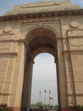 India Gate (Close Up)
