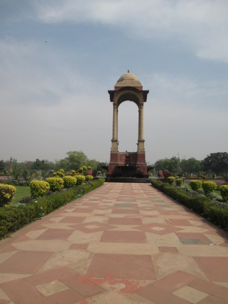 Structure Behind India Gate)