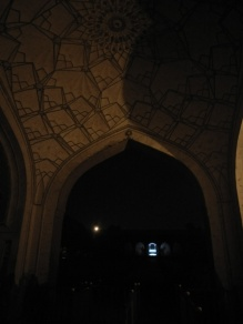 Lal Quila (Red Fort) - Inner Gate)