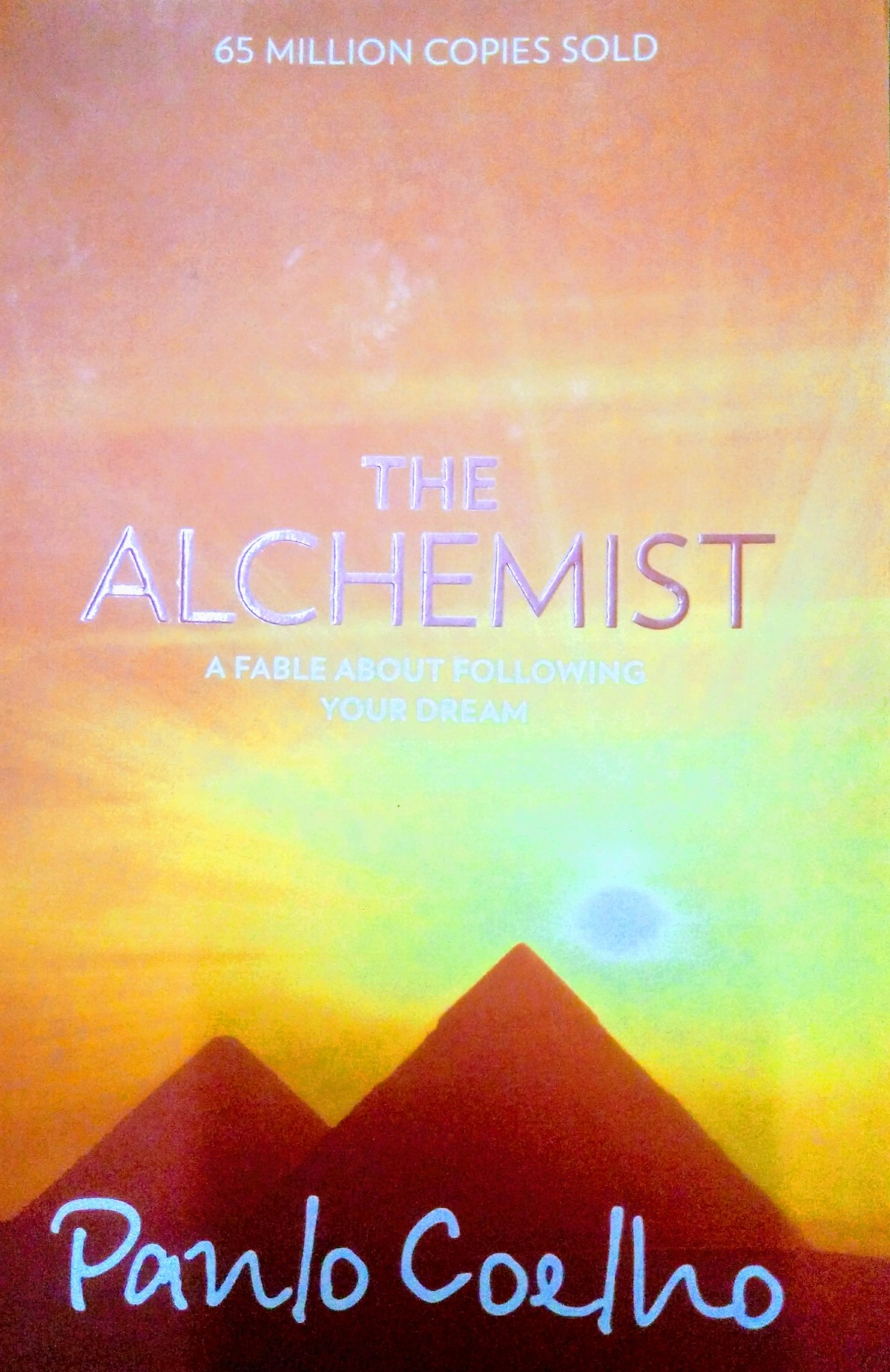 The Alchemist (By Paulo Coelho) – Book Review