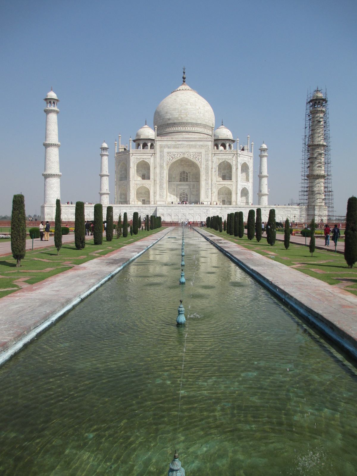 Visiting Agra? Expect it Lower than Budgeted.